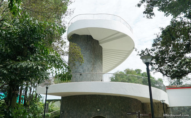 Marsiling Park Viewing Tower