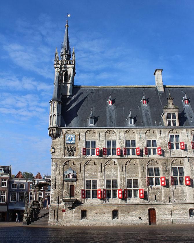 Gouda Town Hall