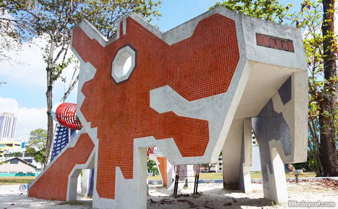 Toa Payoh Lorong 6 Dragon Playground