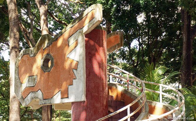 Toa Payoh Lorong 1 Dragon Playground