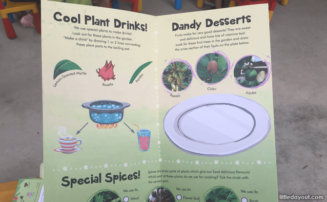 Edible Garden Trails