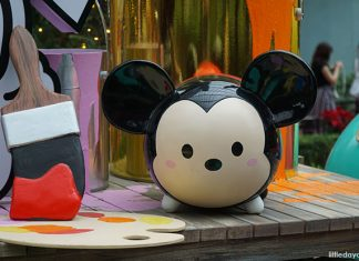 5 Of The Cutest Disney Tsum Tsum Characters At Gardens By The Bay's Flower Dome
