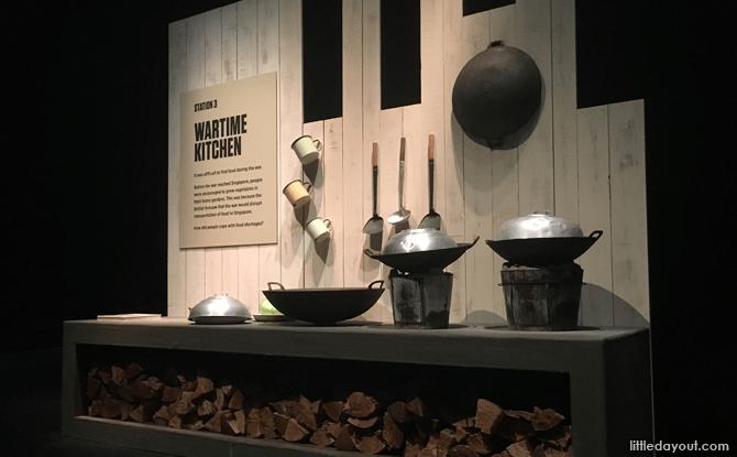 War Time Kitchen