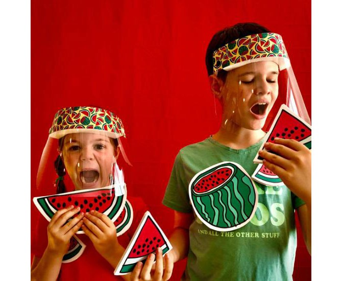 Durian Face Shield for Kids