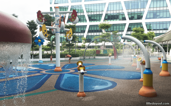 Changi City Point Playground