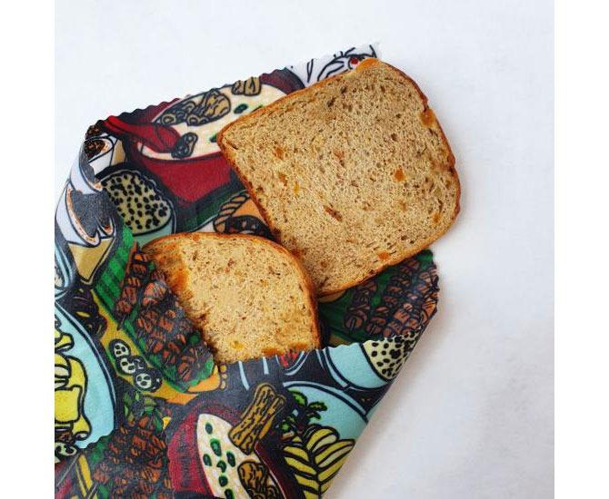 Beeswax Food Cloth