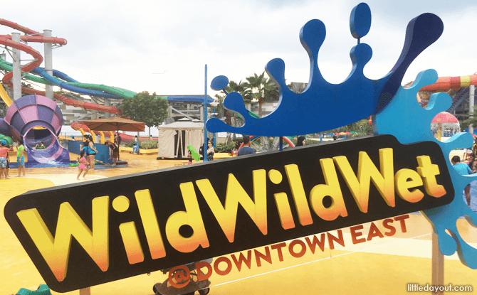 Wild Wild Wet Reopens 23 July