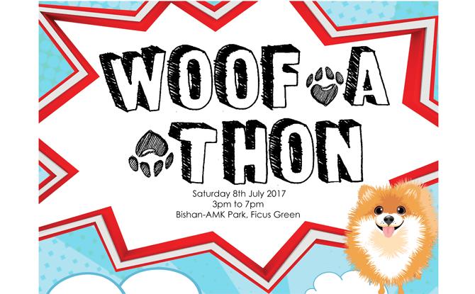 Woof-a-thon 2017