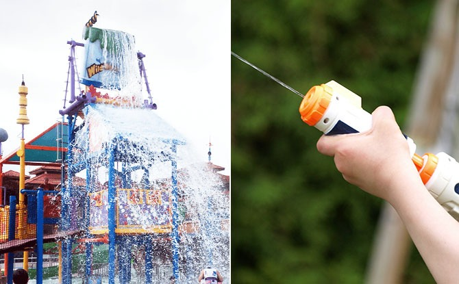 Have A Super-Soaker, Thai-Themed April At Wild Wild Wet's Songkran Water Fest 2021