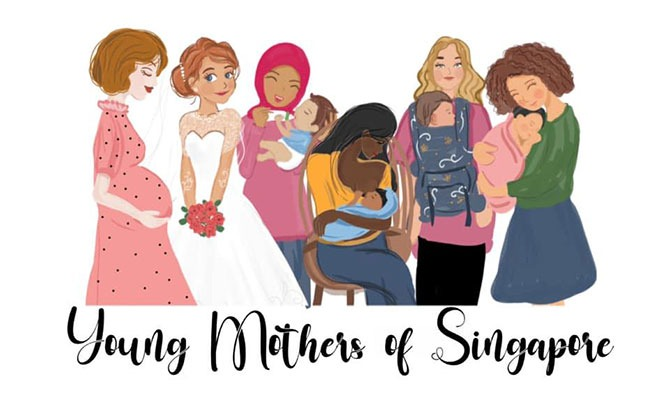 Singapore Parenting Facebook Groups - Young Mothers of Singapore
