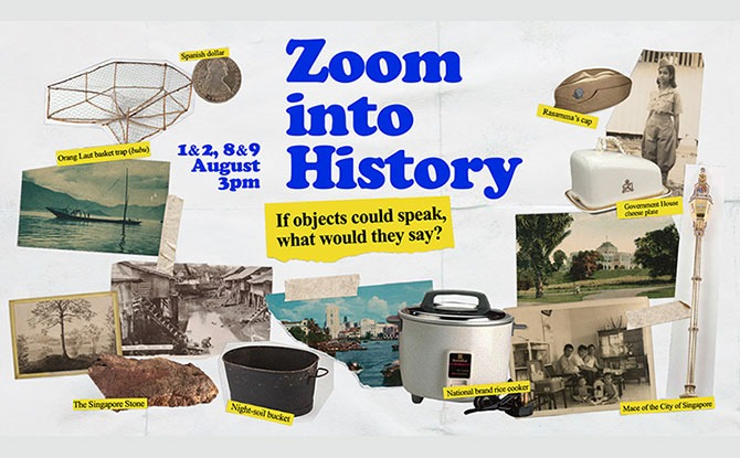 Zoom into History
