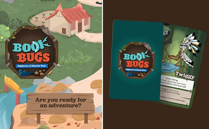 NLB's Book Bugs Is Returning In Dec With 74 New Cards: Be Explorers Of Stories Past