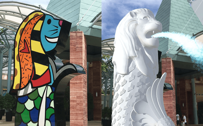 Fun Facts About the Merlion