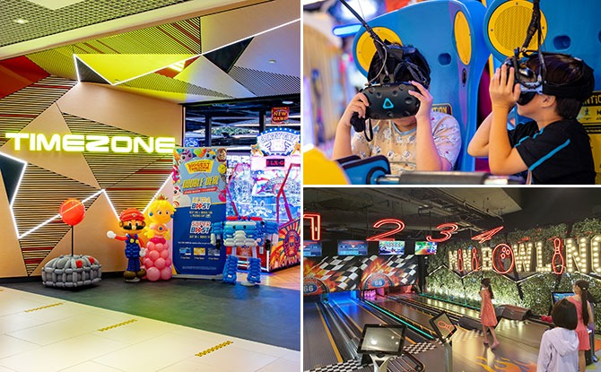 Timezone Westgate - More than 200 games, bowling and party rooms