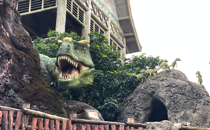 Leofoo Village Theme Park: Amusement Park, Water Park And Safari Zoo In One