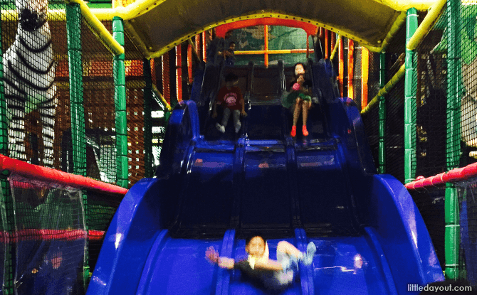 Amazonia Indoor Playground Review