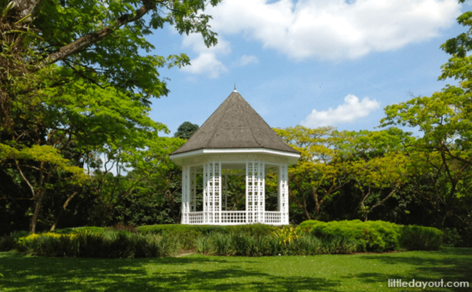 Singapore Botanic Gardens Bandstand, Singapore Botanic Gardens Heritage Festival 2017