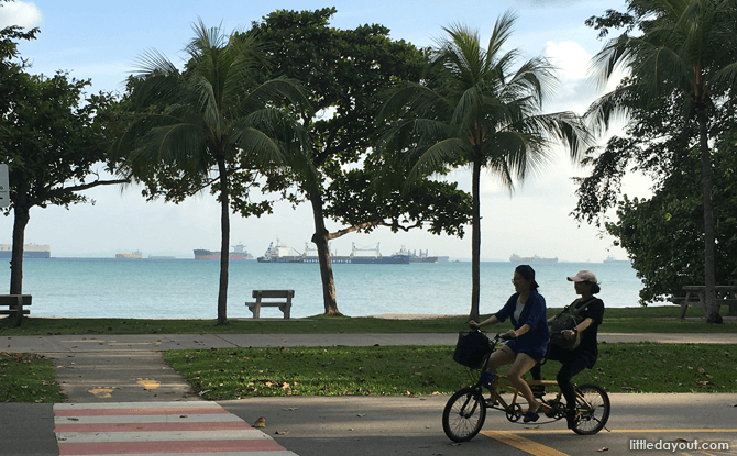 East Coast Park Cycling