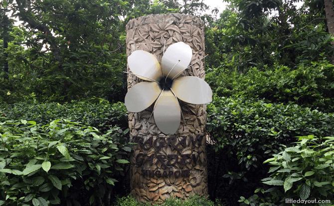Fragrant Garden, Singapore Botanic Gardens