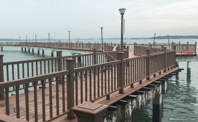 Kelong Walk, Changi Point Coastal Walk