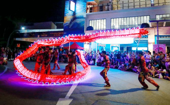 Chinese New Year 2018 Celebrations At Sentosa