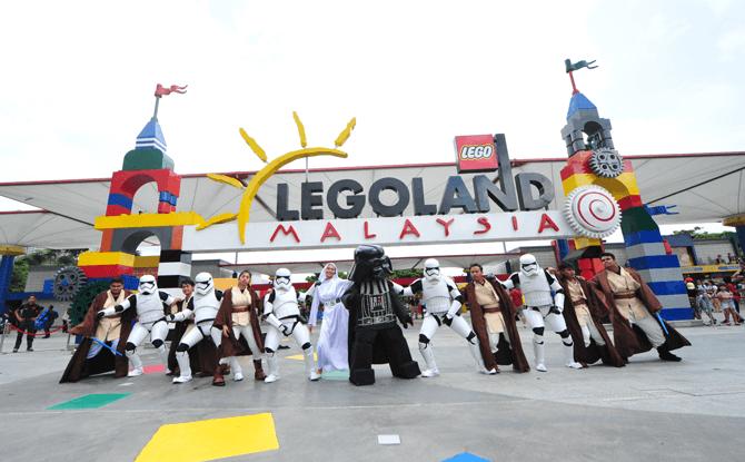 LEGO Star Wars Days Celebration 2017