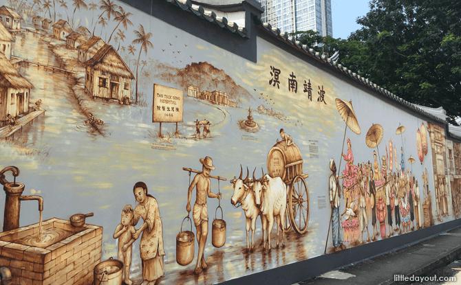 Thian Hock Keng Mural, Singapore