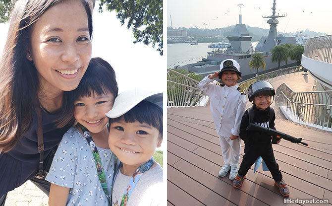 Little Day Out Interview with Pris Quek: A SAHM Shares How She Makes Memories Count