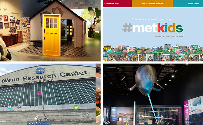 10 Of The Best Virtual Museum Tours for Kids: Explore The World!