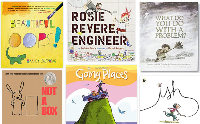 9 Children's Books That Encourage Creativity, Out-Of-The-Box And Lateral Thinking