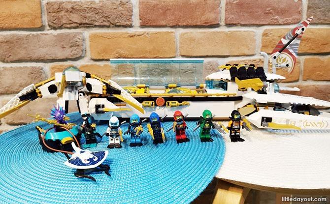 Parent Review: LEGO NINJAGO Hydro Bounty 71756