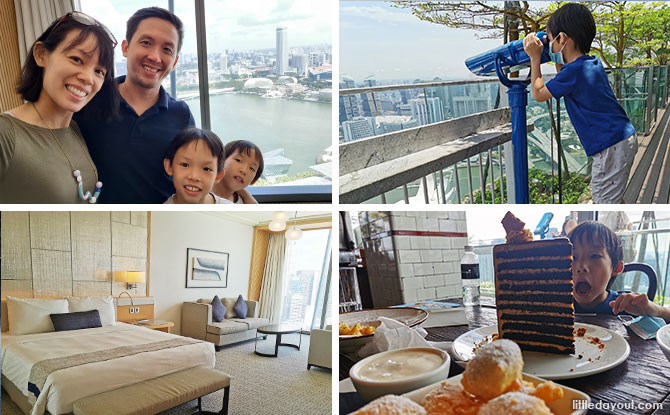 Marina Bay Sands Staycation Review: 10 Reasons Why MBS Hotel Is A Fantastic Staycay Spot