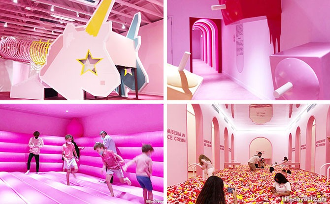Museum Of Ice Cream Singapore: Enter A Pink Wonderland And Create Sweet Memories
