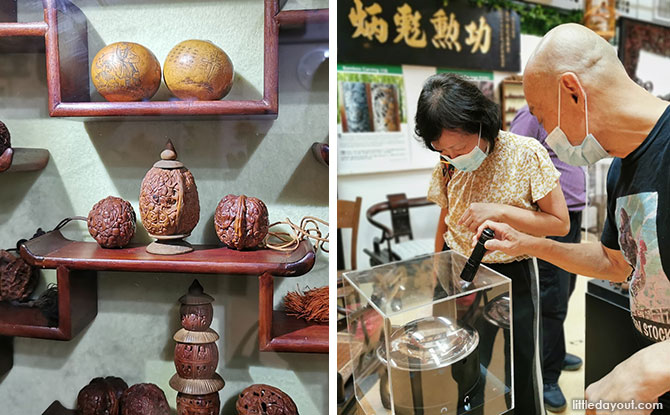 Seed Carving & Heritage Museum: A Cultural Collection Capturing The Past