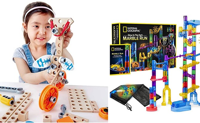 8 Best STEM Toys For Kids To Nurture The Inquisitive Mind