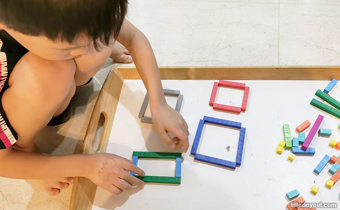Tickle Your Senses' Early Math Math Kit Review