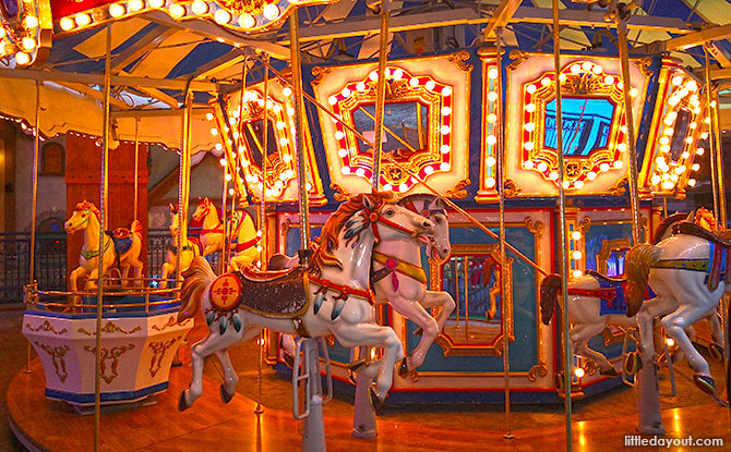 One Mount Carousel