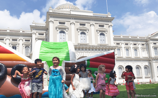 Children's Season at National Museum of Singapore