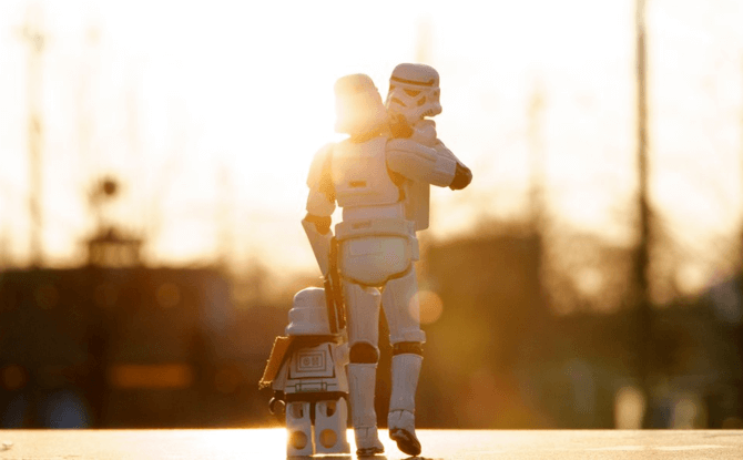 Wisdom of Star Wars for Parents
