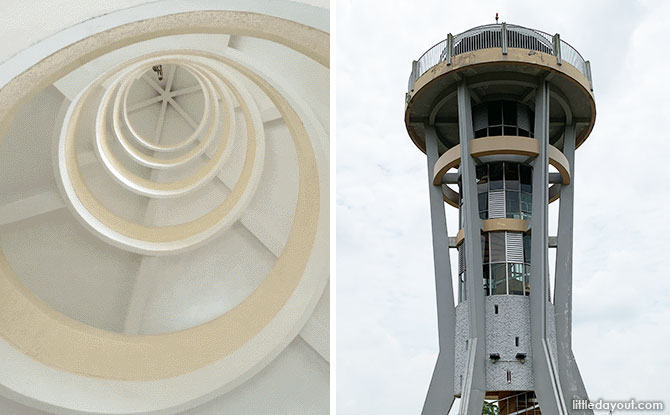 Rediscover Singapore: Lookout Towers To Look Out For Unique Views