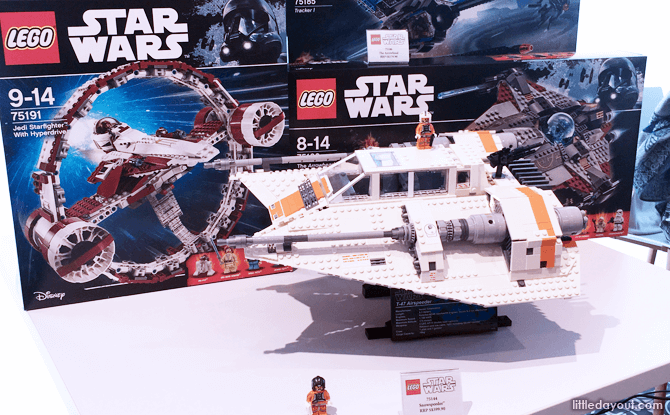 LEGO Star Wars Classic Collection 2017