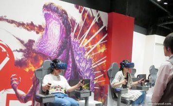 VR Zone Osaka: Heart-Stopping Fun At Osaka's VR Entertainment Facility