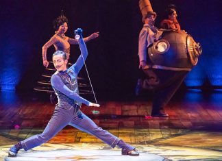 Review: KURIOS – Cabinet of Curiosities by Cirque du Soleil