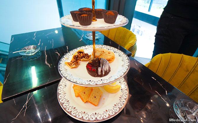 Cakes and Chocolate at CAMACA KAP