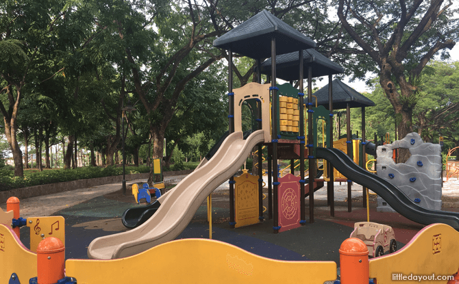 Toddler Playground at Choa Chu Kang Park