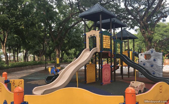 Toddler Playground at Choa Chu Kang Park