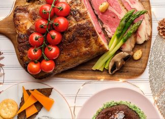 Christmas Buffets 2018: Festive Feasting In Singapore