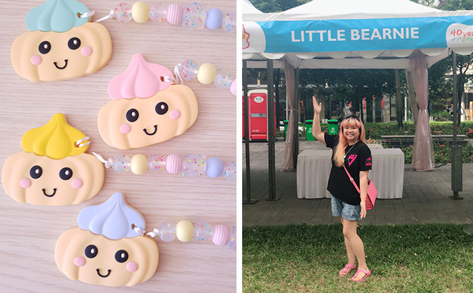 Little Bearnie: Baby Gifts With A Local Flavour