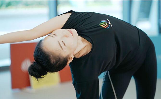 Singapore Sports Hub's 7 x 7 Workouts