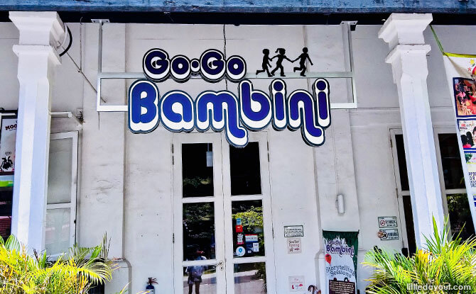 Go-Go Bambini: Indoor Playground at Dempsey Hill